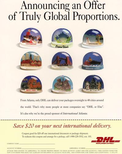 DHL Promotion